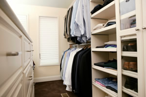 Help organizing your closet