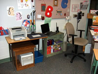Classroom Desk After